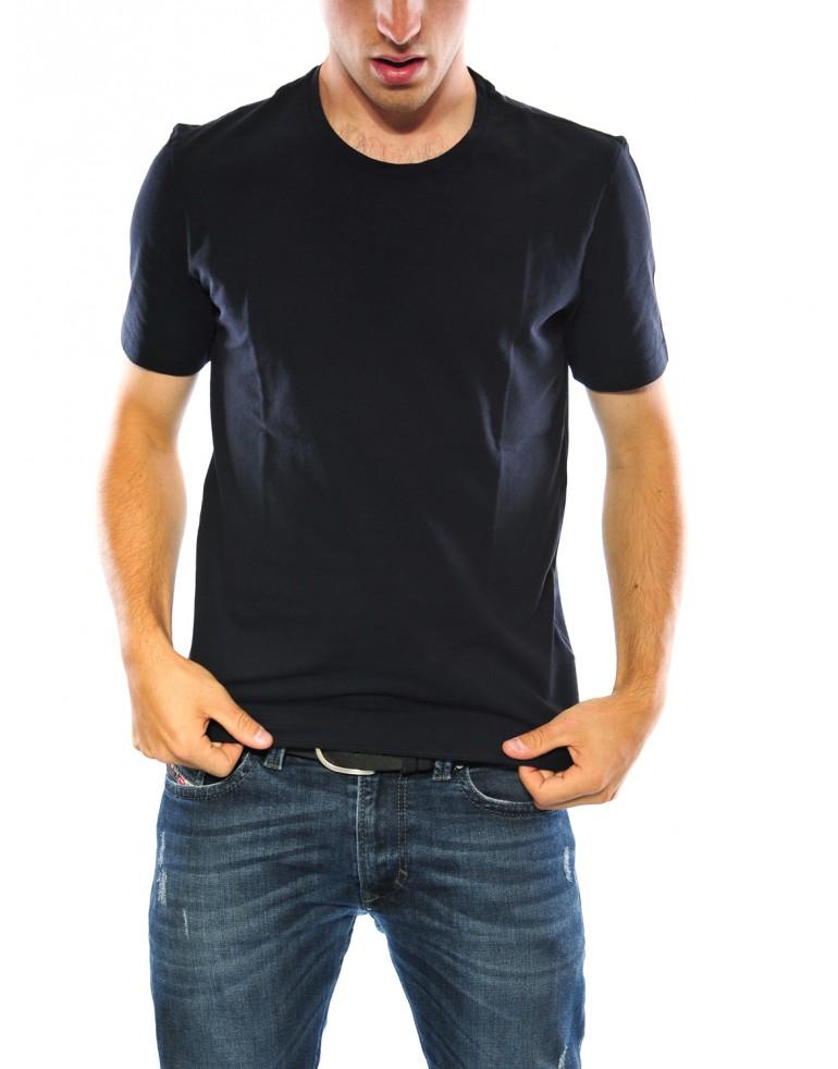 T-shirt ice cotton Uomo Altea 1BLU