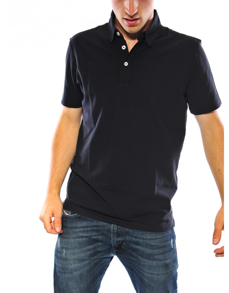 Polo ice cotton Uomo Altea 1BLU