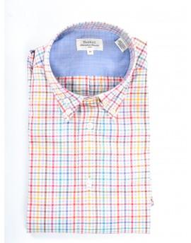 Camicia quadretto Uomo Hartford