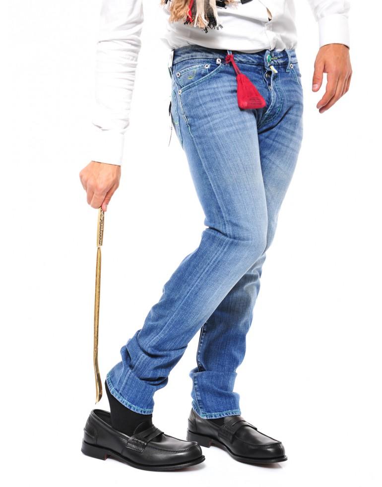 l'atteggiamento migliore 866dd 1803b Jeans pesciolini Uomo Jacob cohen